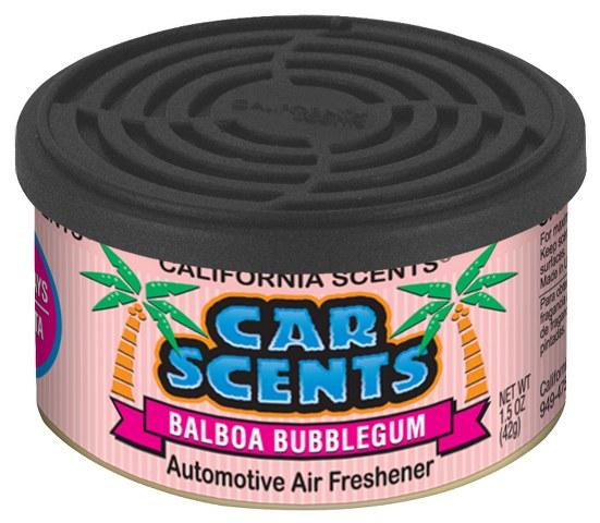 Automega Osvěžovač vzduchu California Scents, vůně Car Scents - Žvýkačka