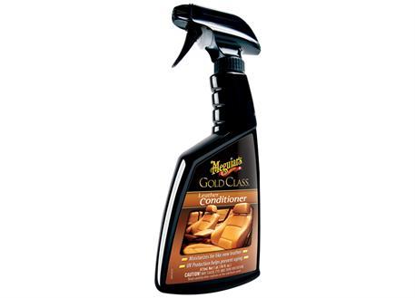 Automega Meguiar's Gold Class Leather Conditioner - kondicionér na kůži, 473 ml