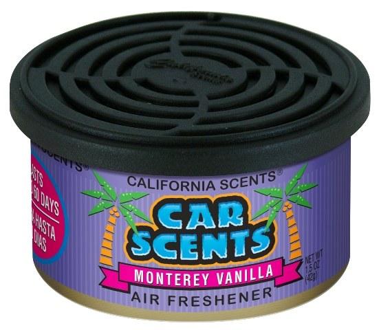 Automega Osvěžovač vzduchu California Scents, vůně Car Scents - Vanilka