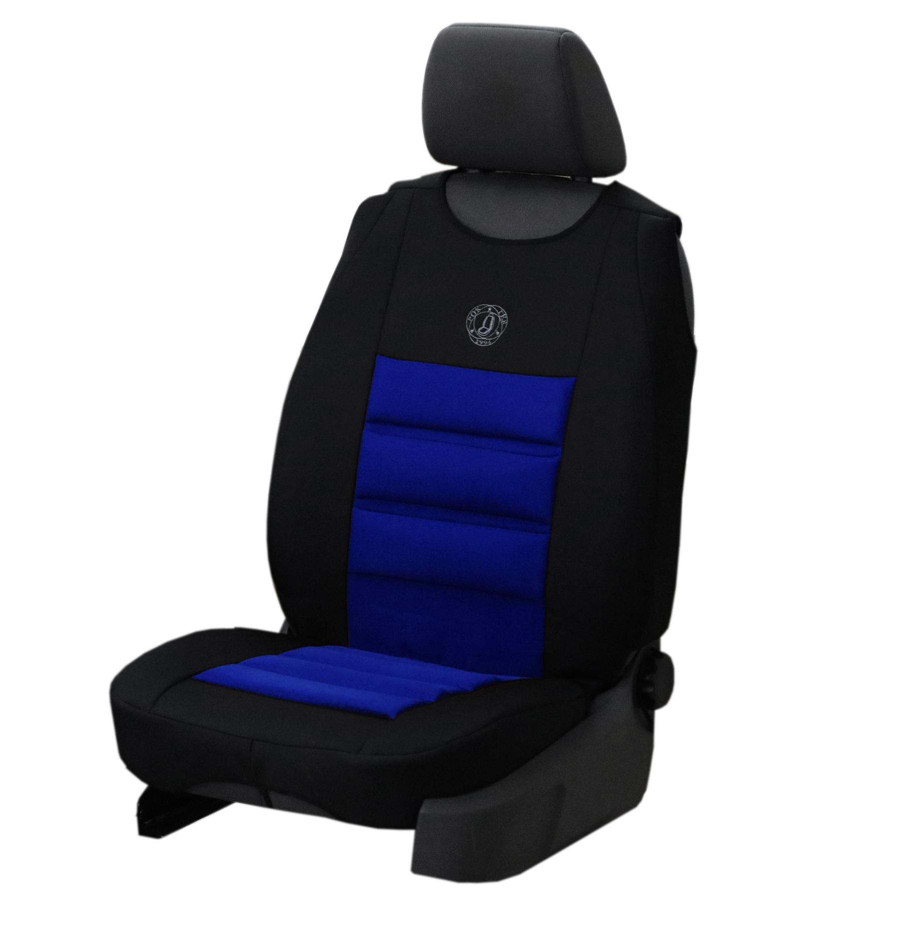 Automega Ergonomický potah na 1 sedadlo ERGONOMIC, modrý