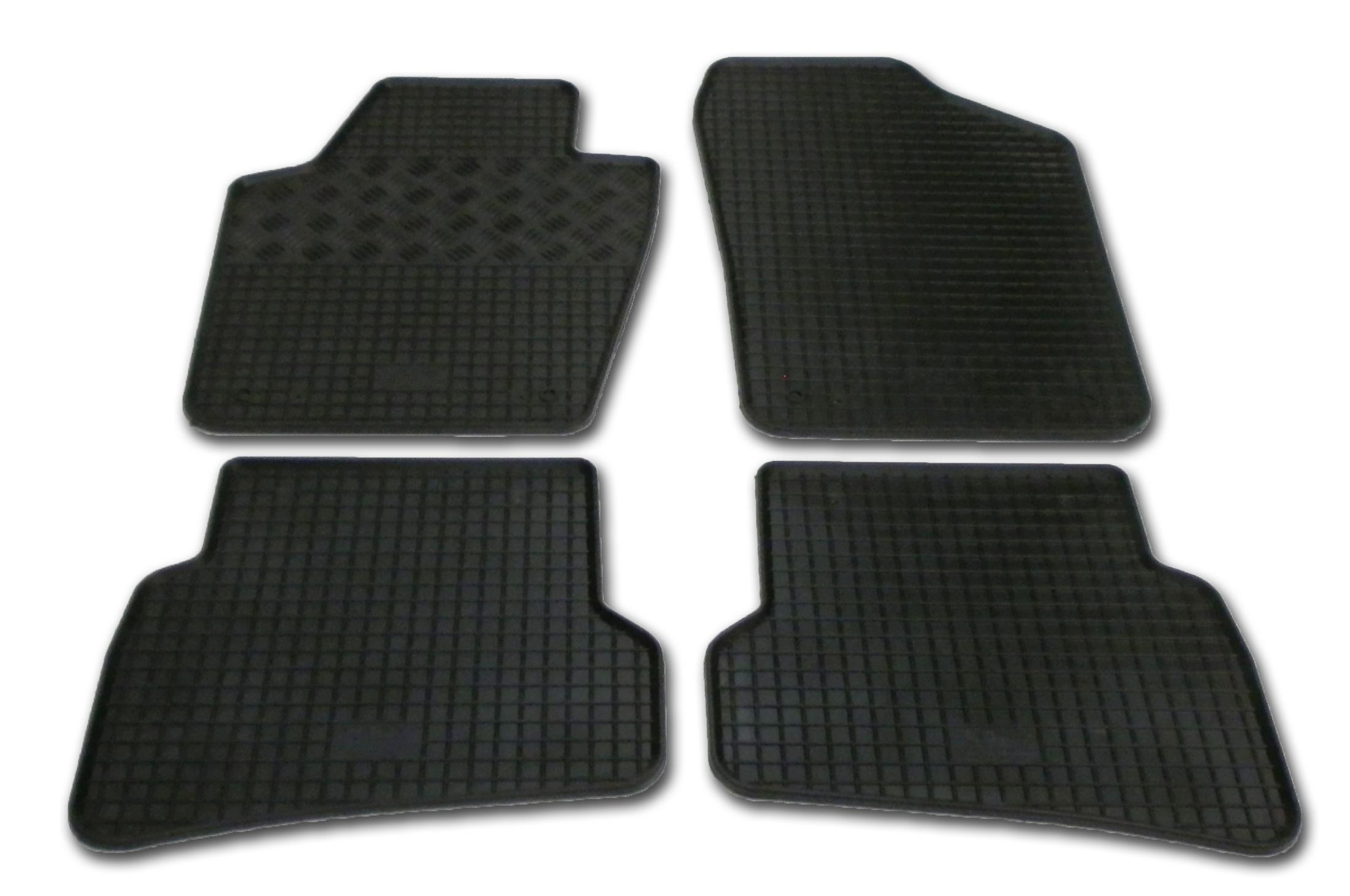 Automega Gumové autokoberce RIGUM Seat Ibiza 2008-2017