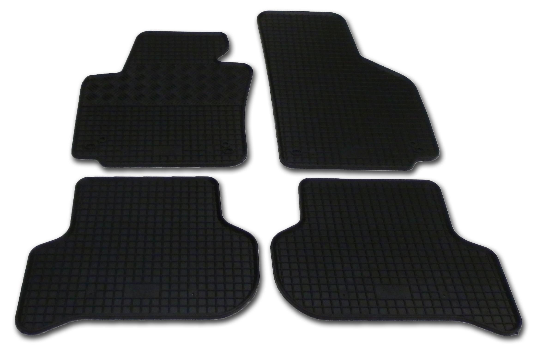 Automega Gumové autokoberce RIGUM Seat Toledo 2005-2012