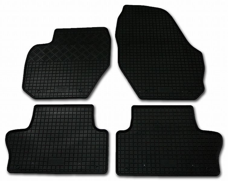 Automega Gumové autokoberce RIGUM Volvo XC60 2009-2017