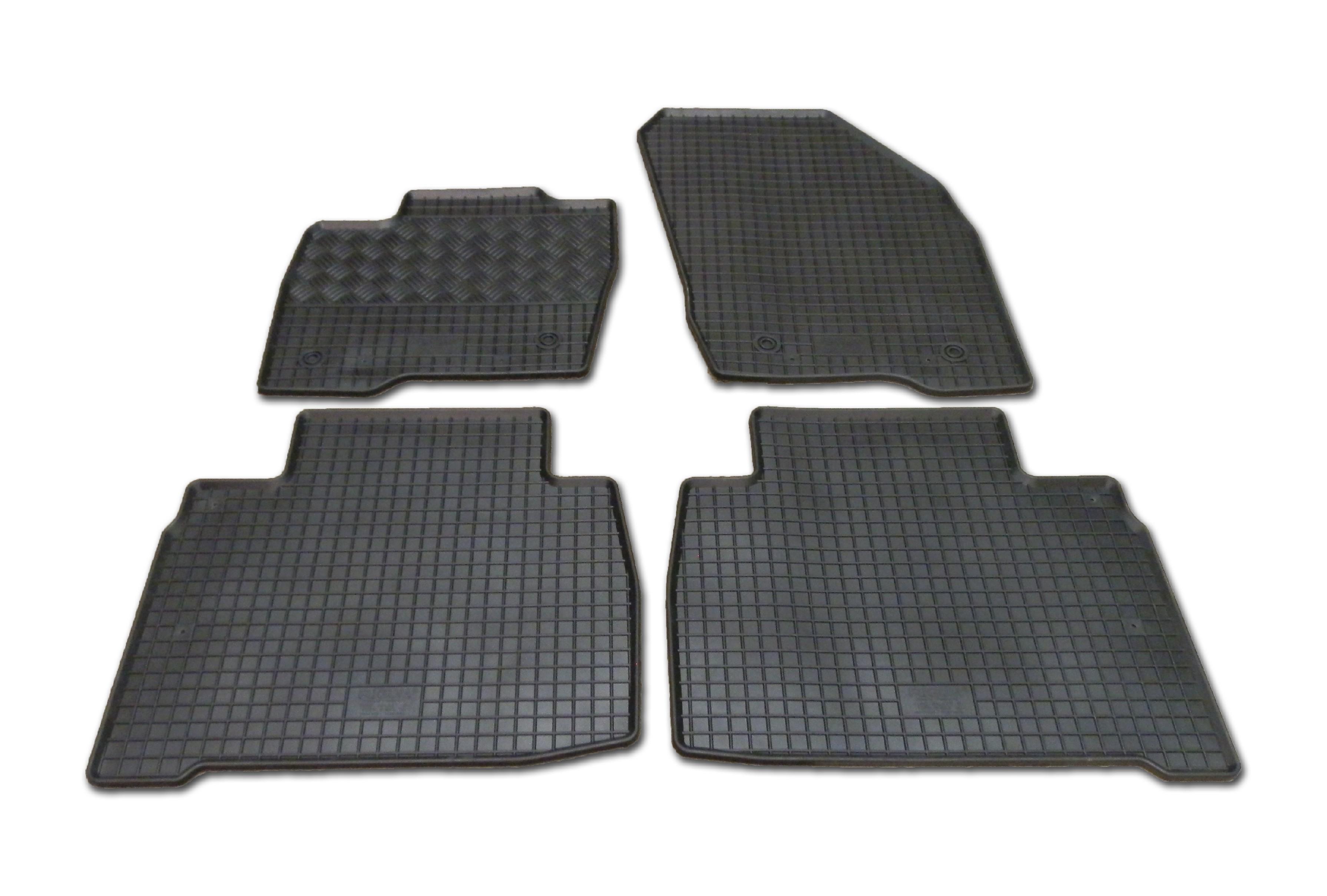 Automega Gumové autokoberce RIGUM Ford S-Max 2015-