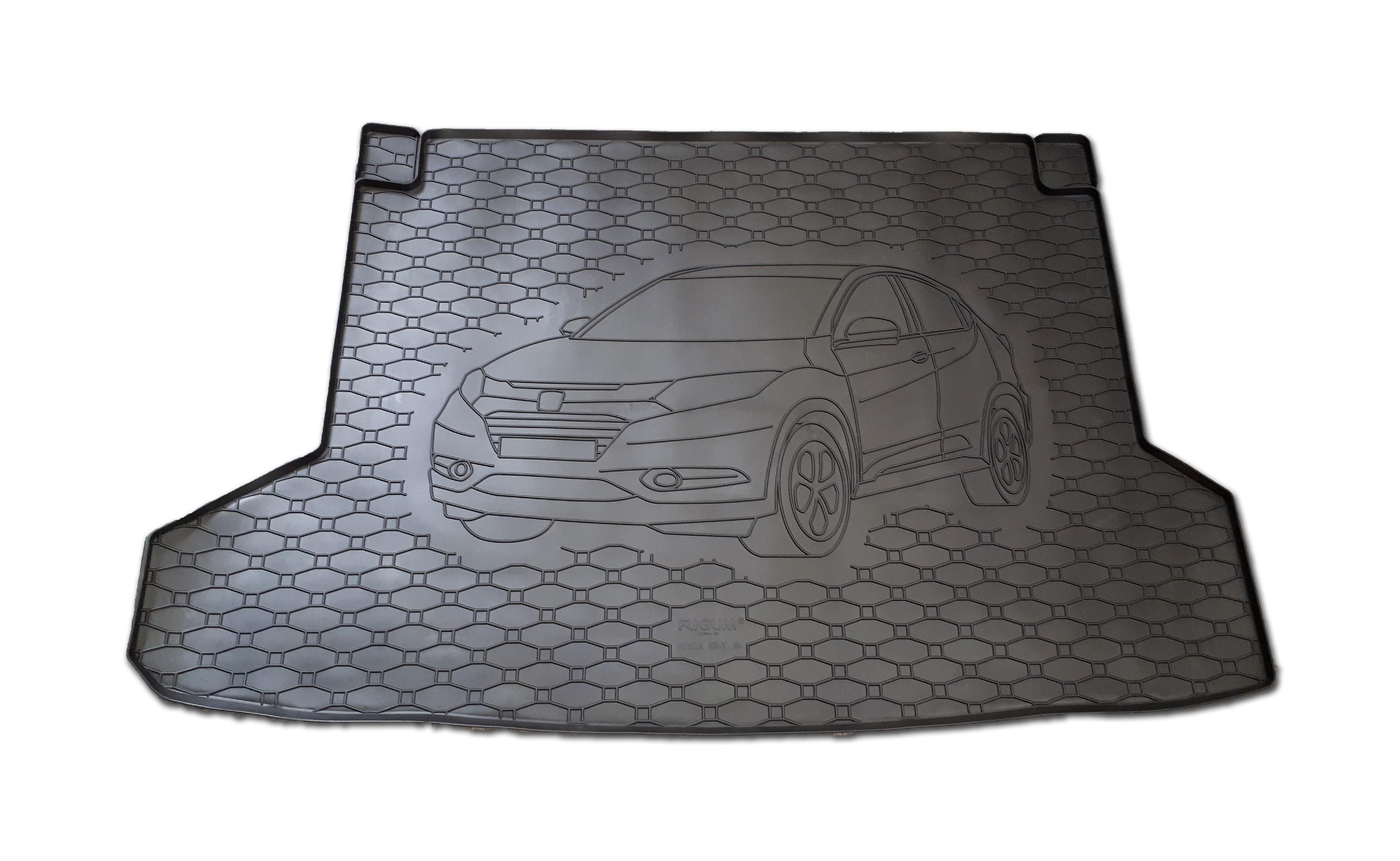 Automega Vana do kufru gumová RIGUM Honda HR-V 2015-