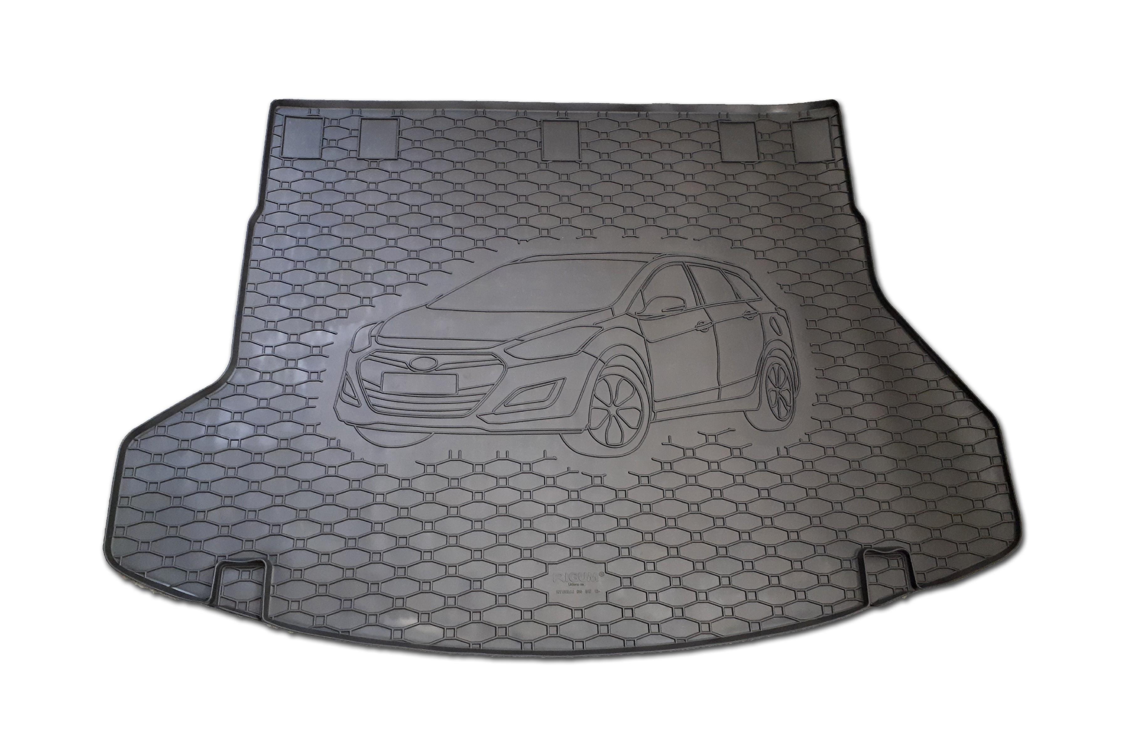 Automega Vana do kufru gumová RIGUM Hyundai i30 SW 2012-