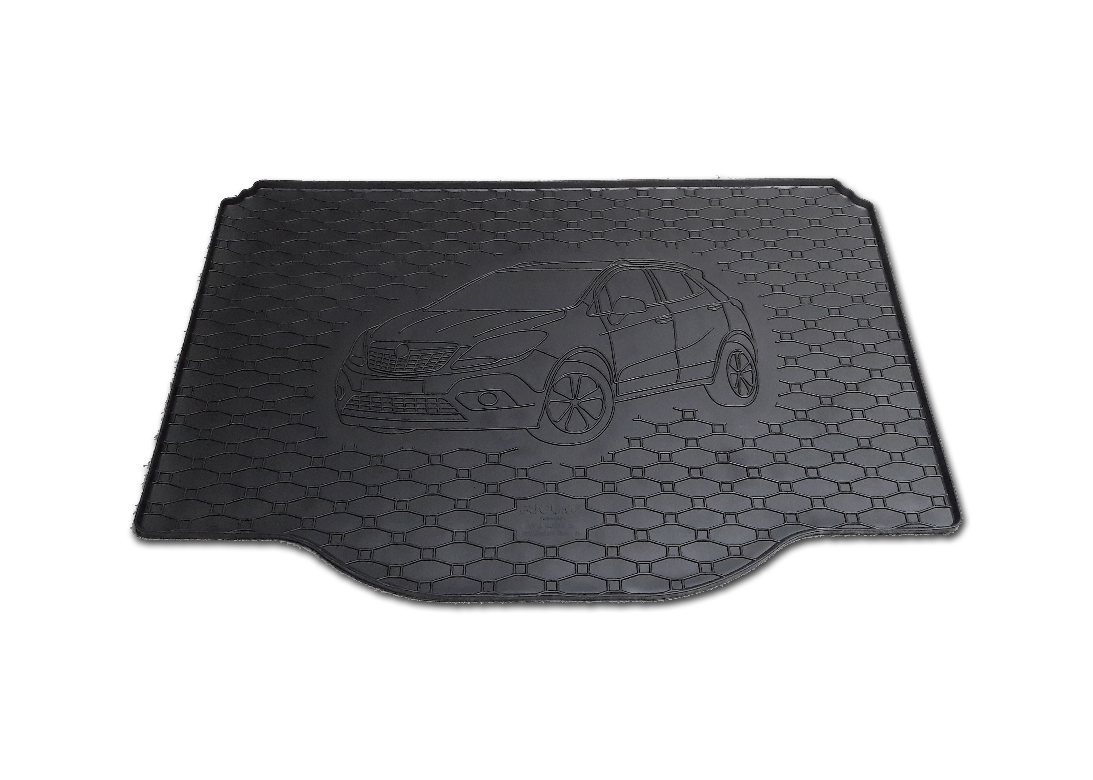 Automega Vana do kufru gumová RIGUM Opel Mokka 2012-