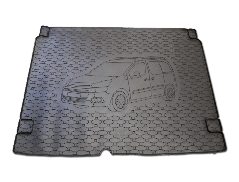 Automega Vana do kufru gumová RIGUM Peugeot Partner 5 místný 2008-2018