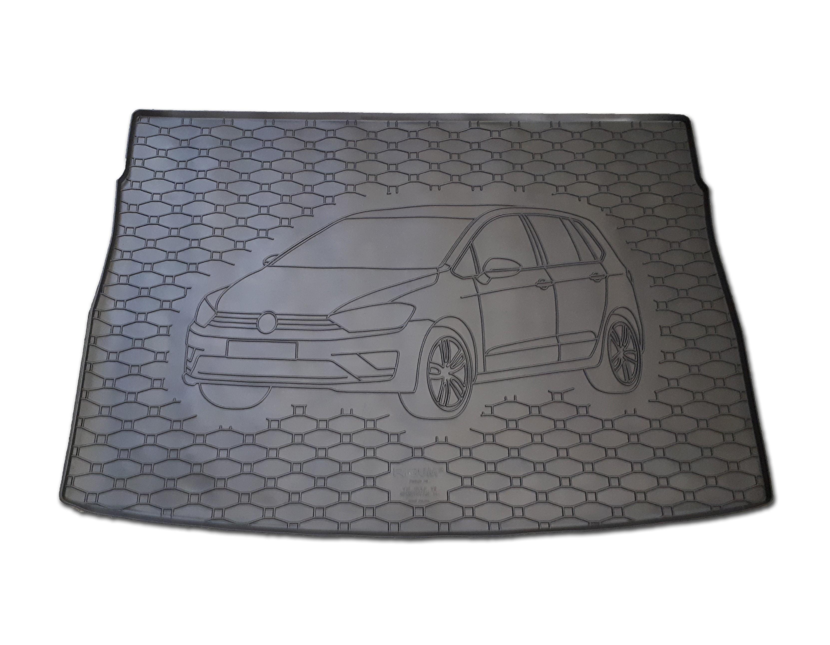 Automega Vana do kufru gumová RIGUM Volkswagen Golf VII Sportsvan 2014- horní