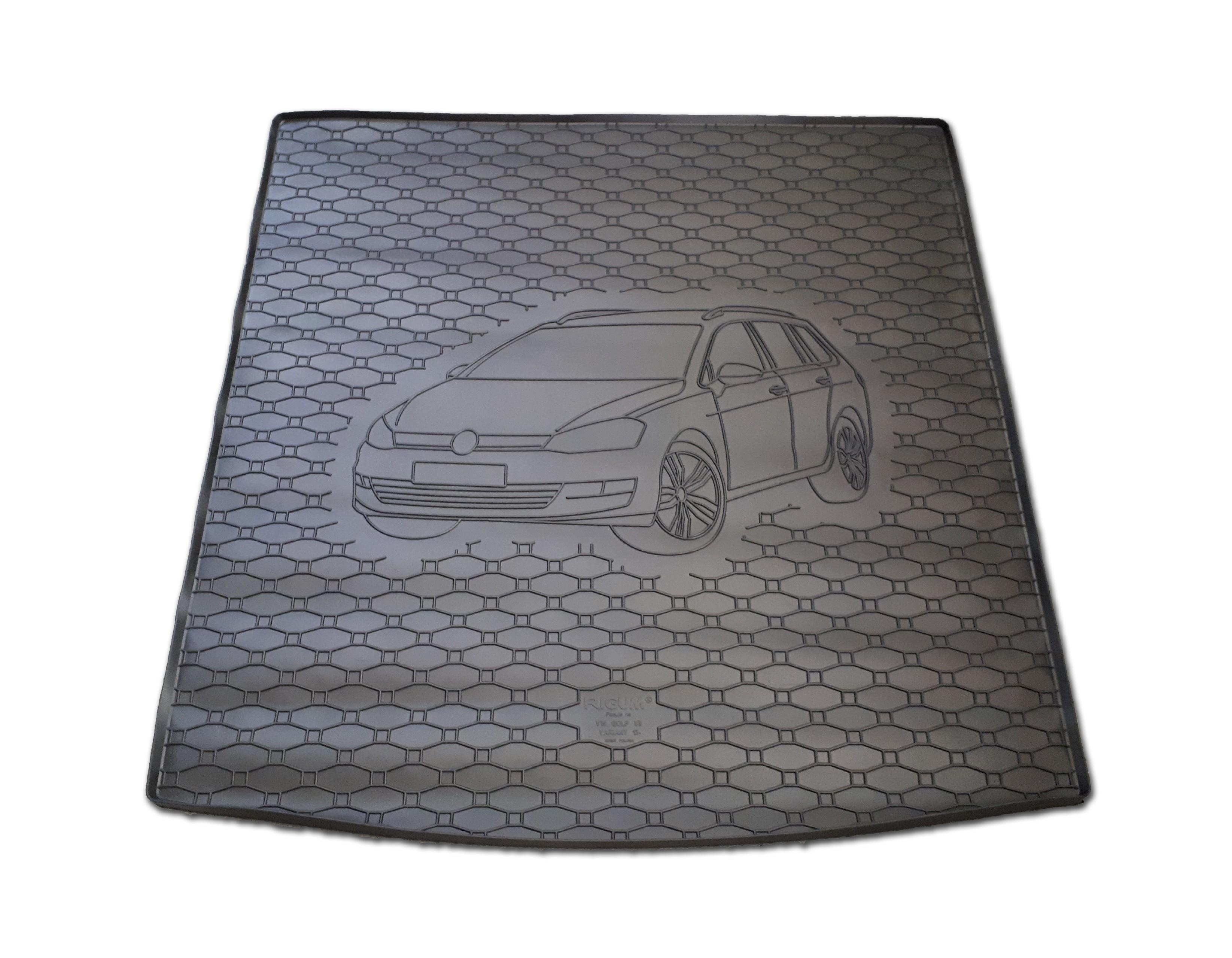 Automega Vana do kufru gumová RIGUM Volkswagen Golf VII Variant (combi) 2013- horní
