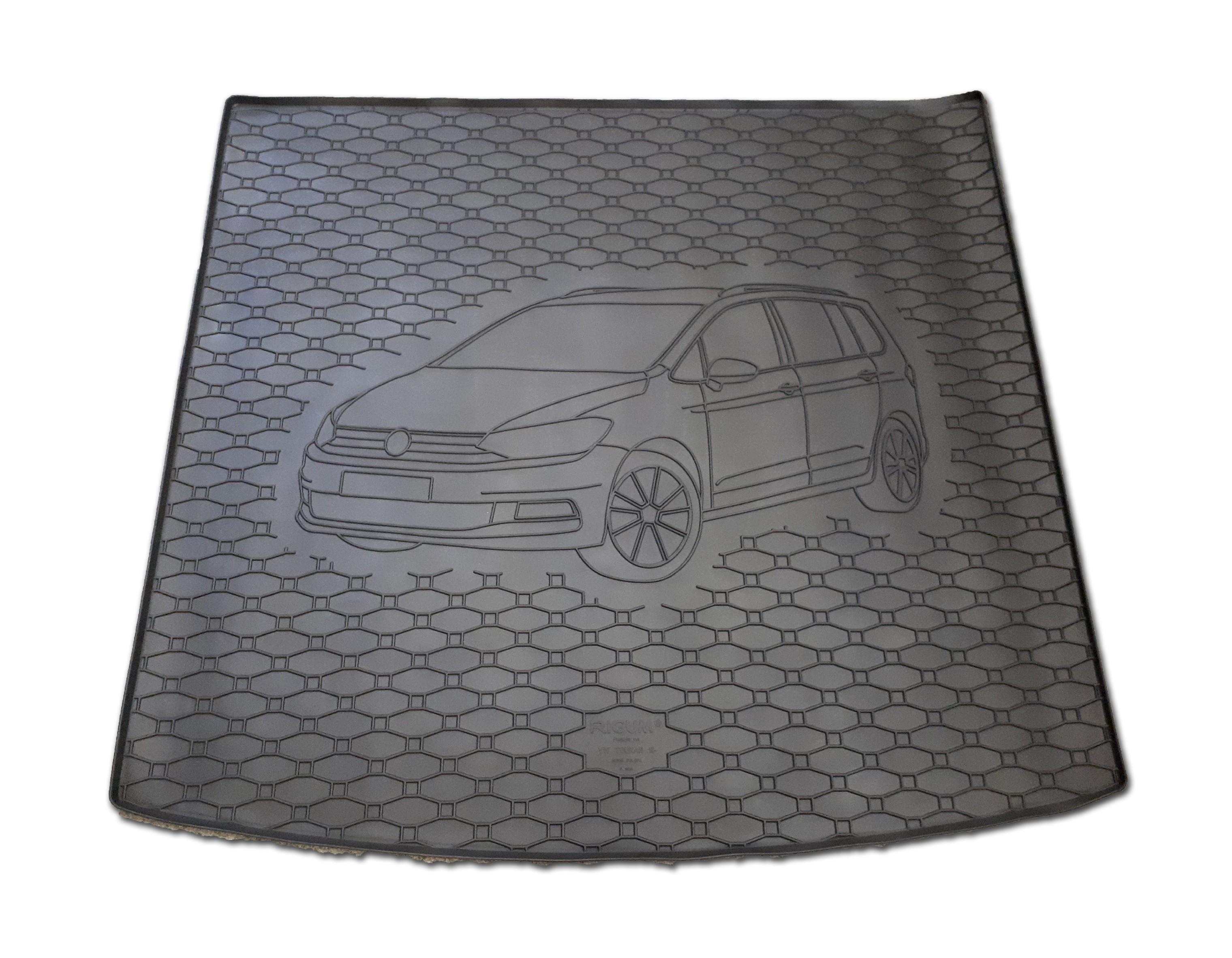 Automega Vana do kufru gumová RIGUM Volkswagen Touran 2015- horní