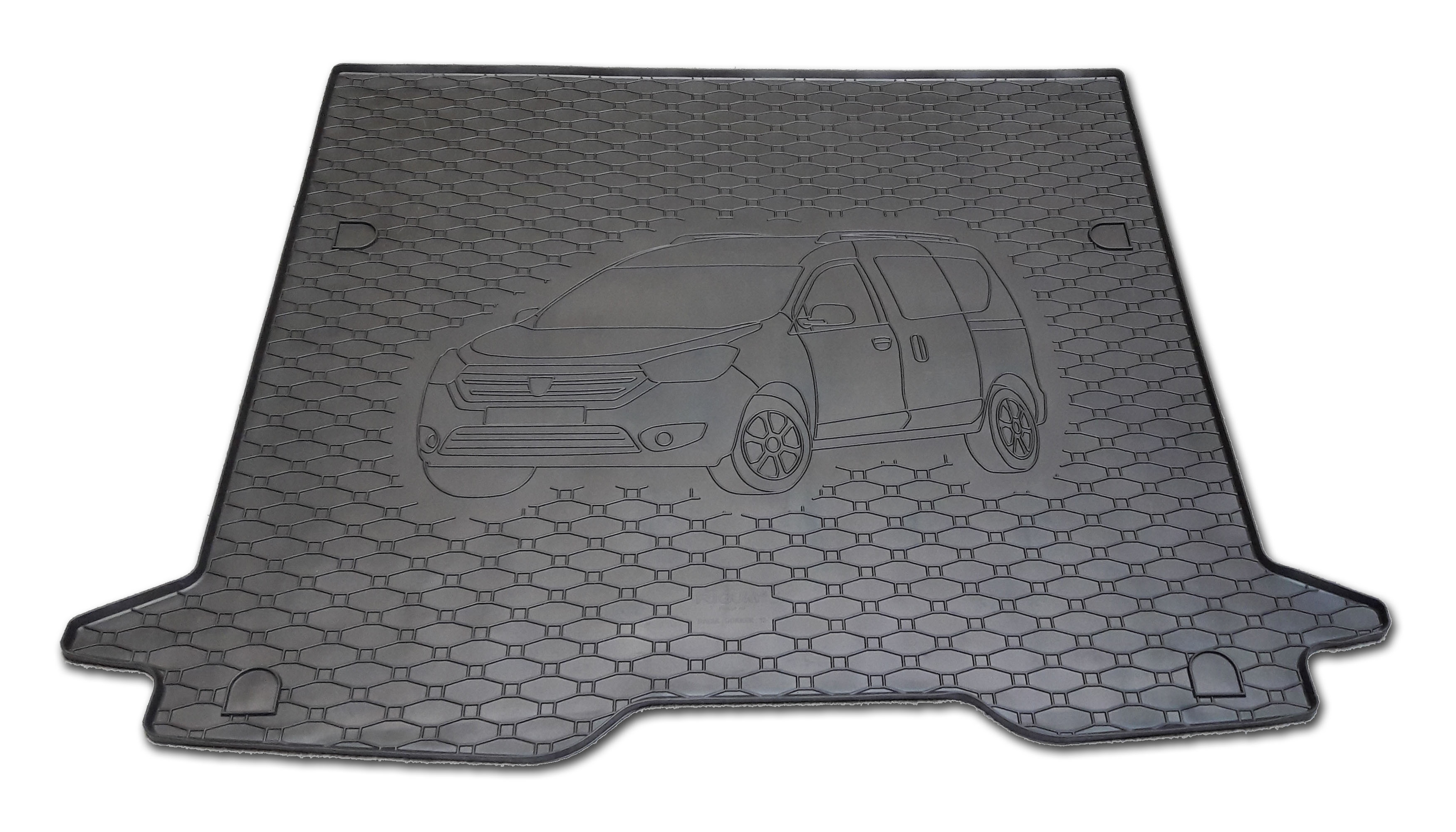 Automega Vana do kufru gumová RIGUM Dacia Dokker 2012-