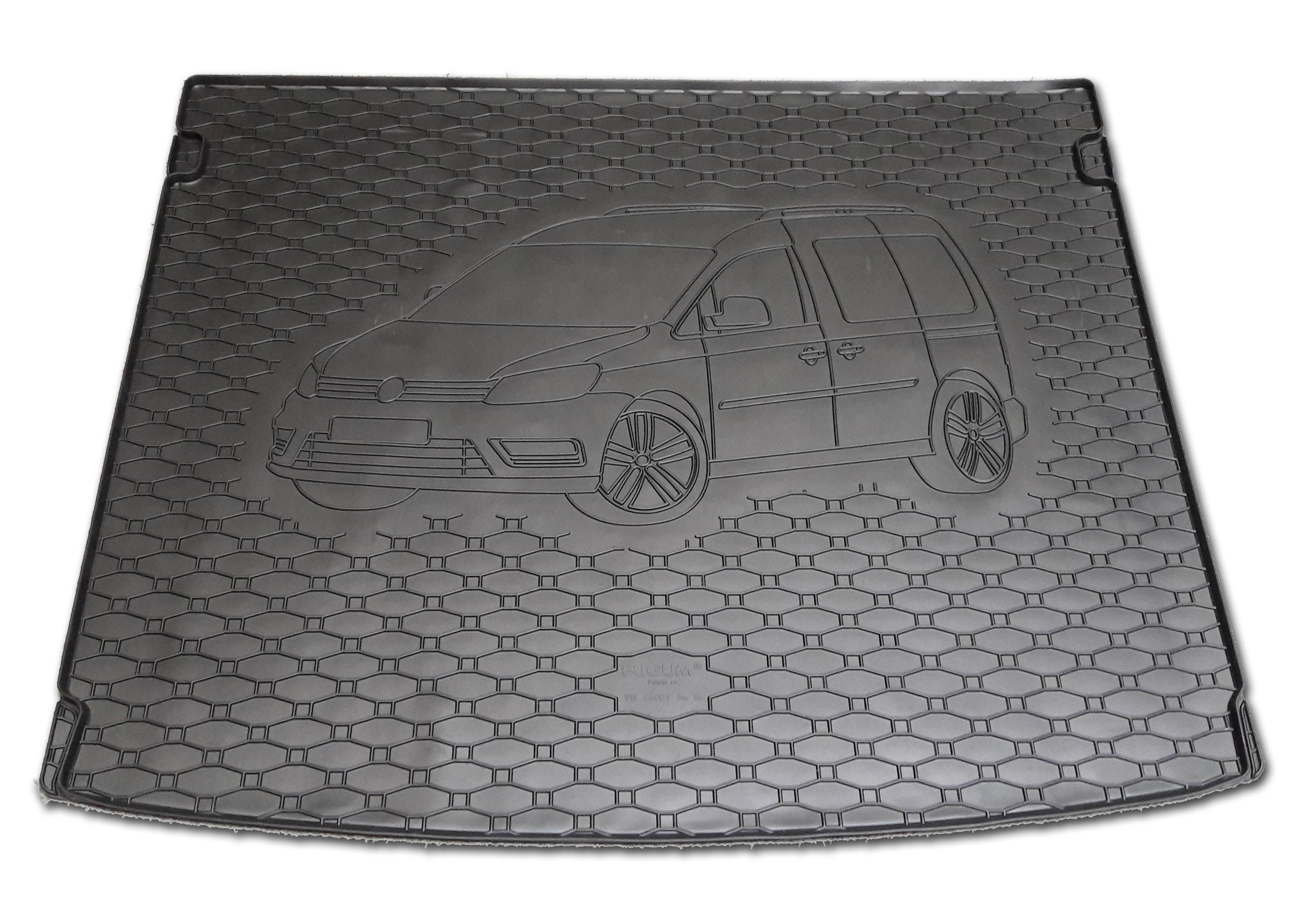 Automega Vana do kufru gumová RIGUM Volkswagen Caddy 5M 2005-