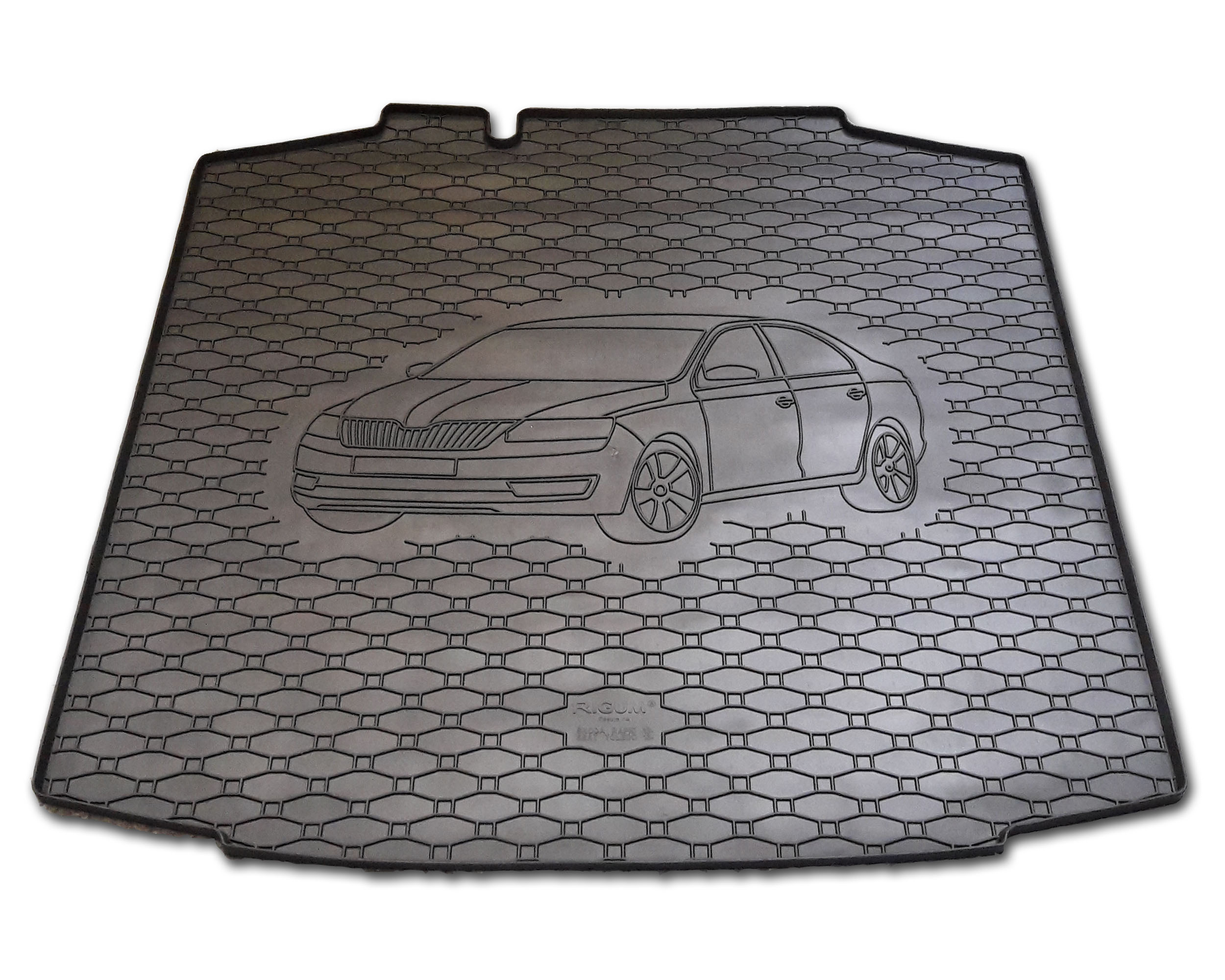 Automega Vana do kufru gumová RIGUM Škoda Rapid 2012-