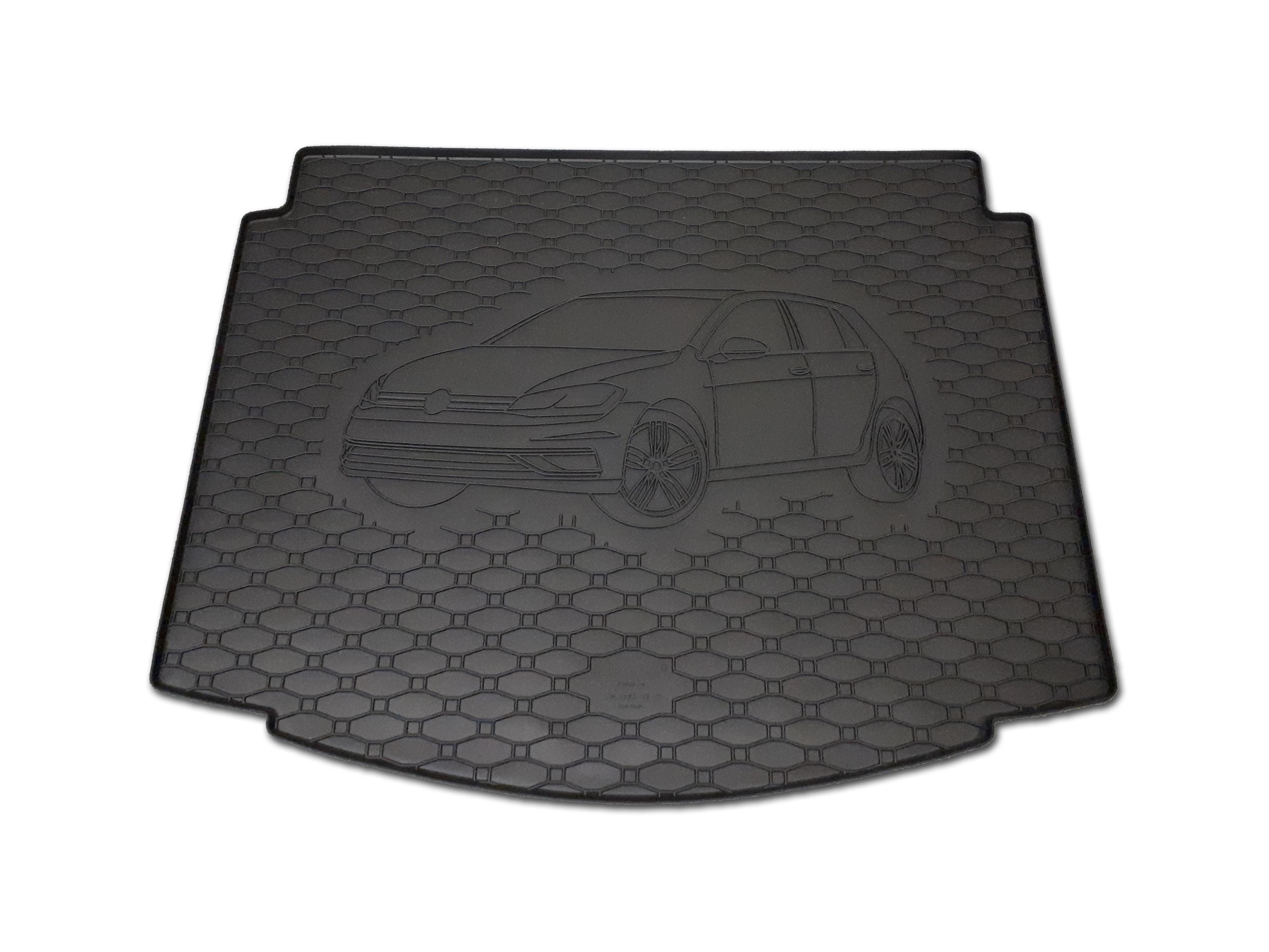 Automega Vana do kufru gumová RIGUM Volkswagen Golf VII 2012- dolní