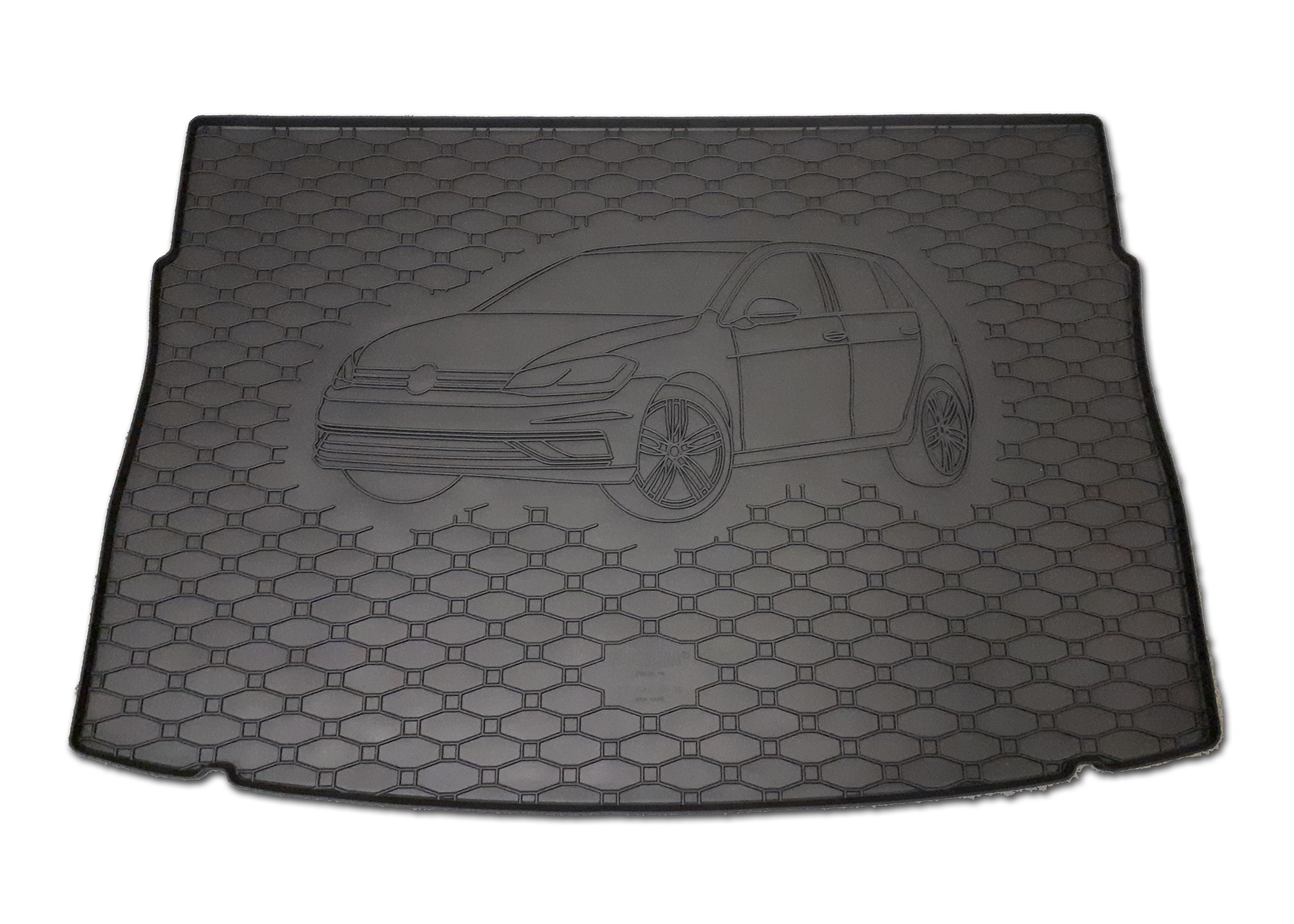 Automega Vana do kufru gumová RIGUM Volkswagen Golf VII 2012- horní