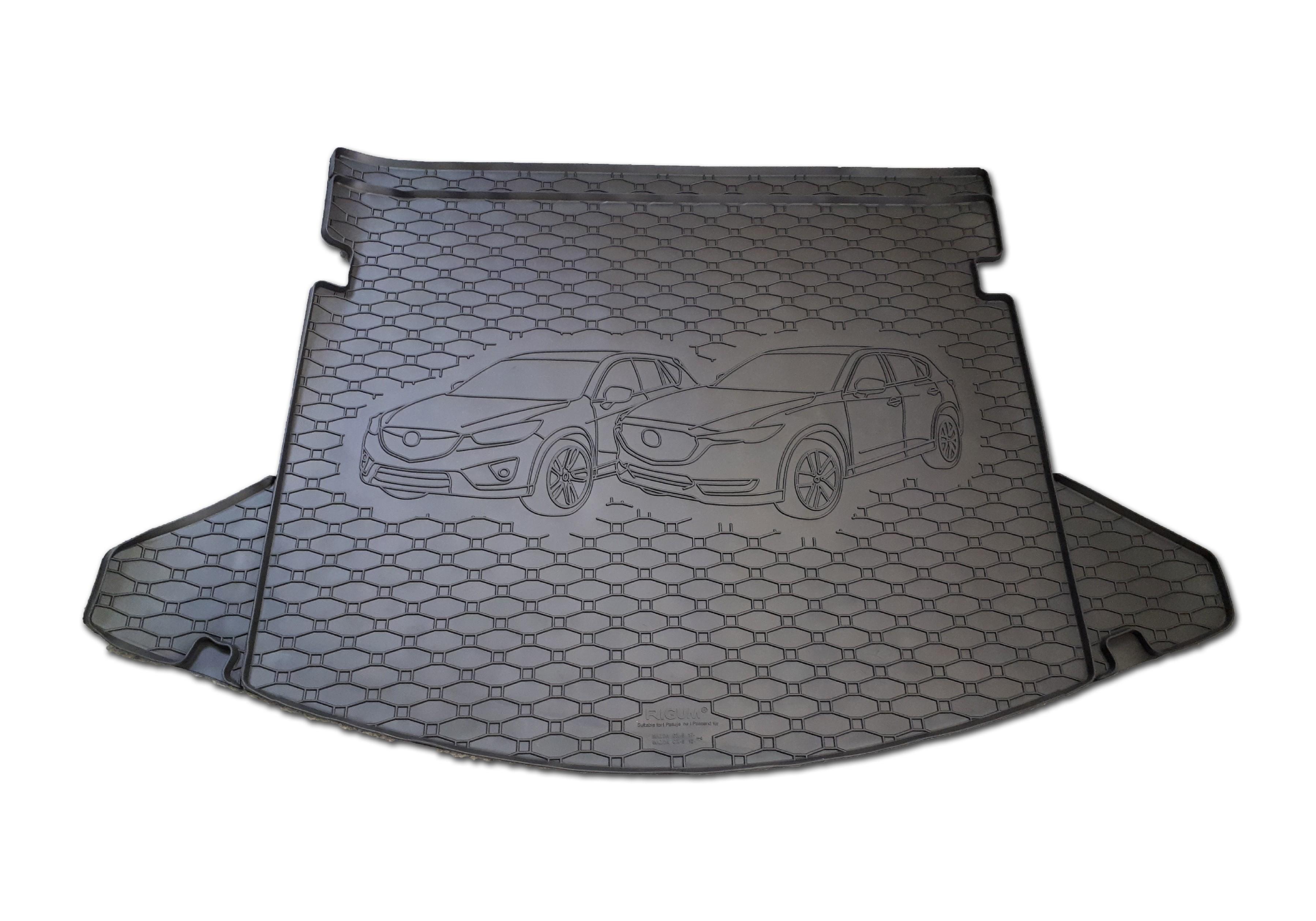 Automega Vana do kufru gumová RIGUM Mazda CX-5 2012-