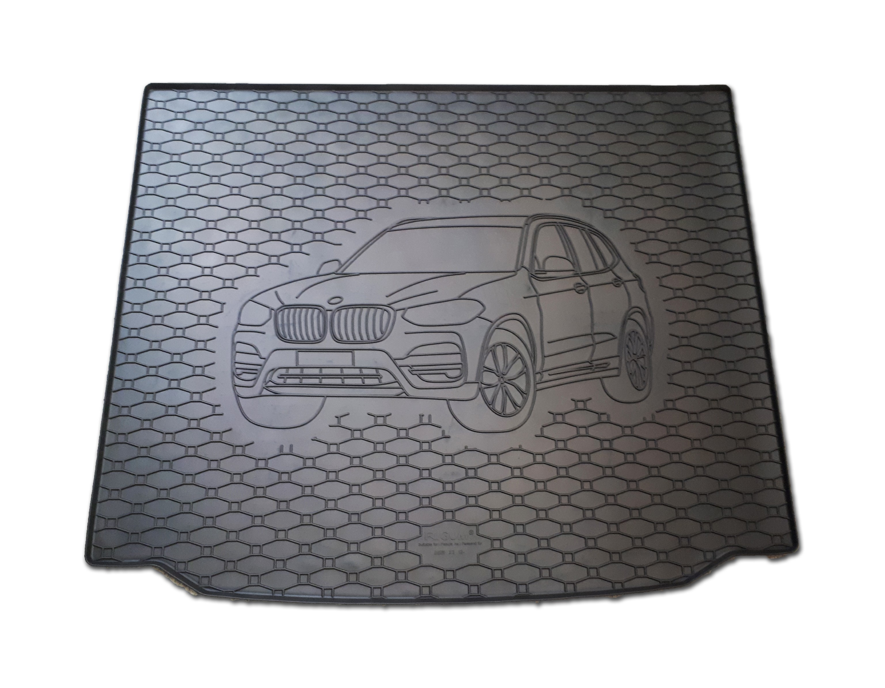 Automega Vana do kufru gumová RIGUM BMW X3 2018-