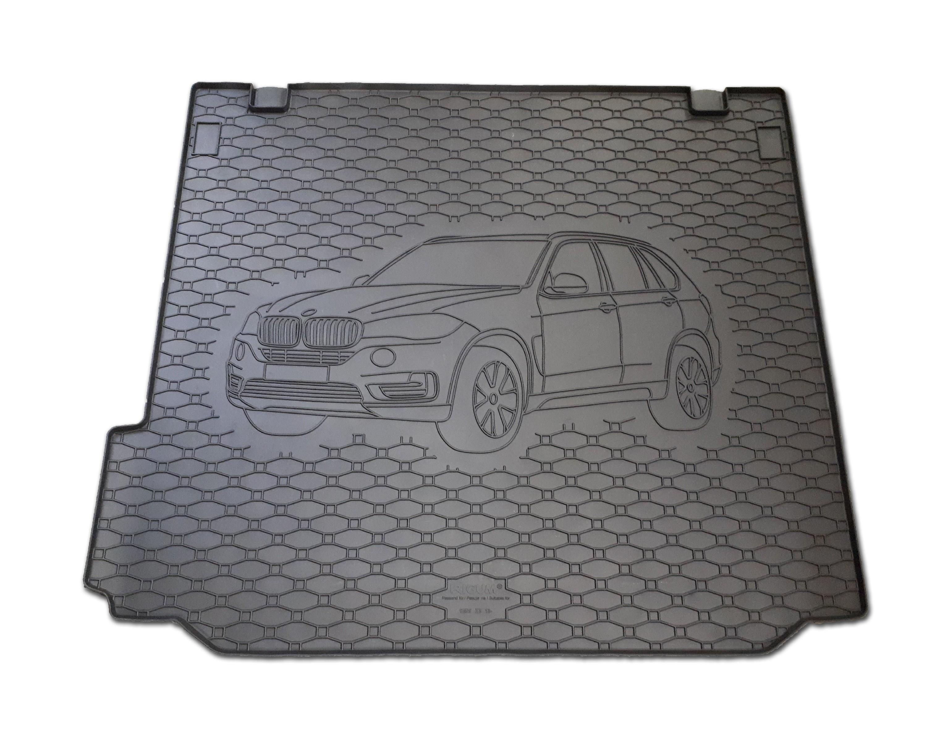 Automega Vana do kufru gumová RIGUM BMW X5 2013-