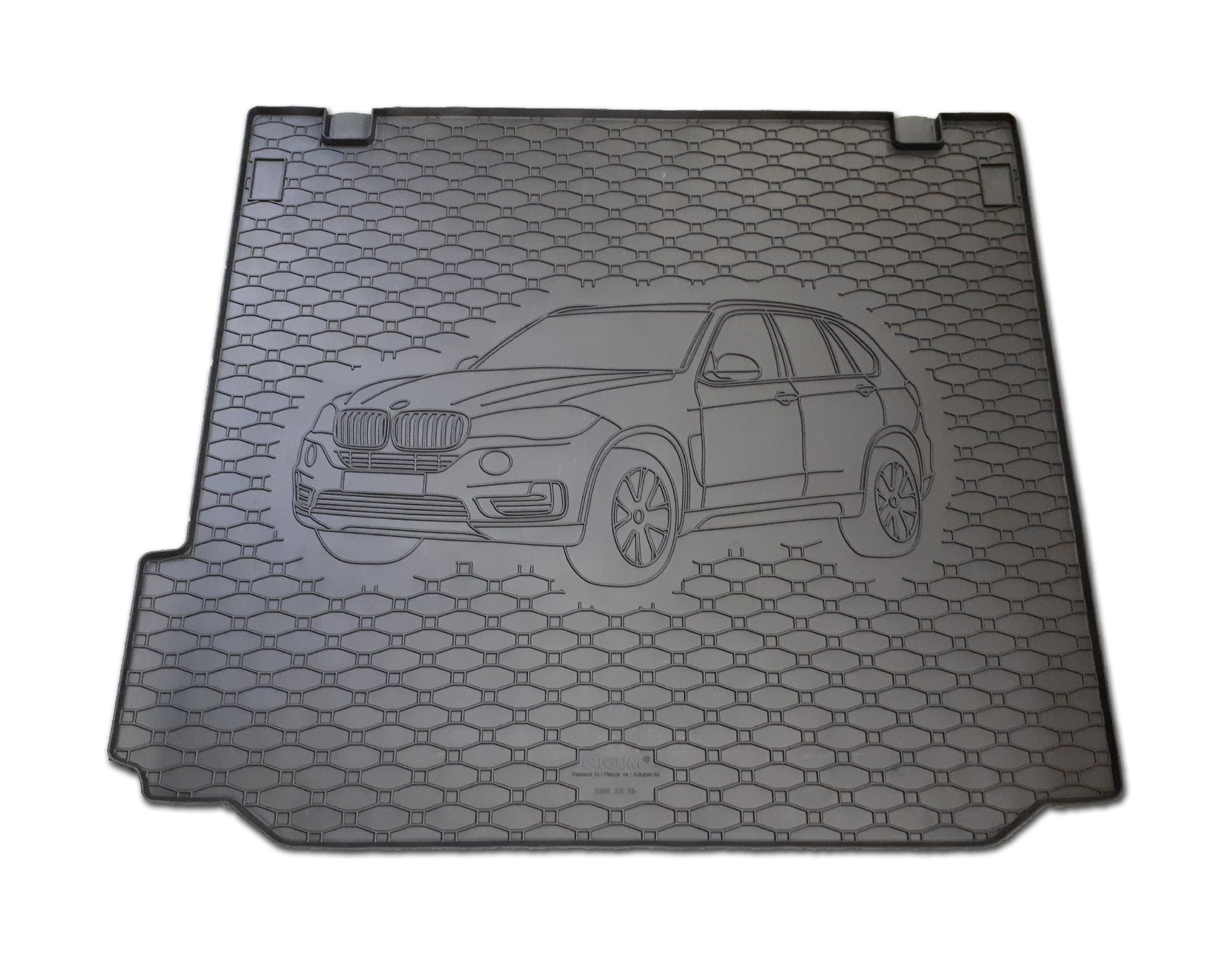 Automega Vana do kufru gumová RIGUM BMW X5 2007-