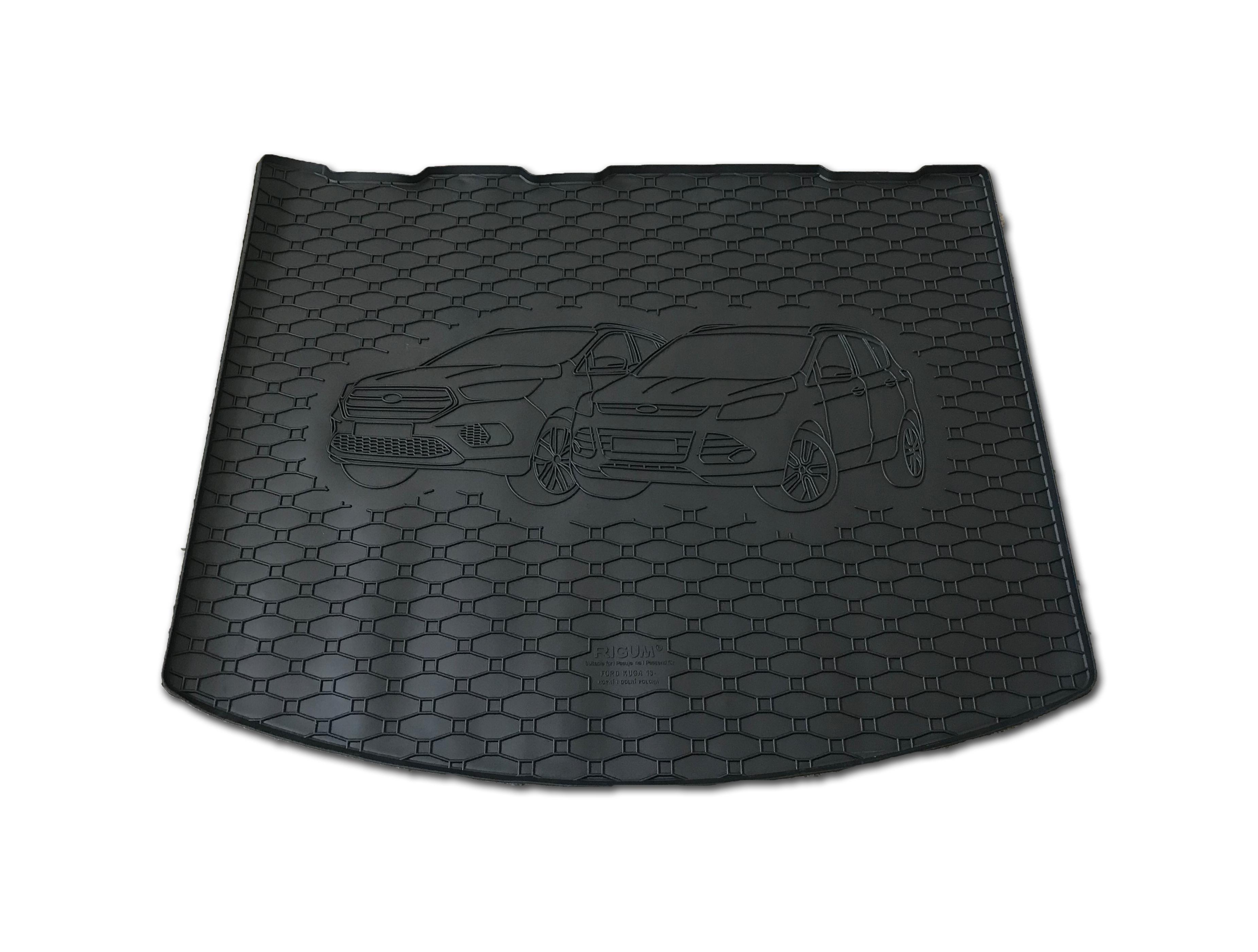 Automega Vana do kufru gumová RIGUM Ford Kuga 2013- horní i dolní poloha