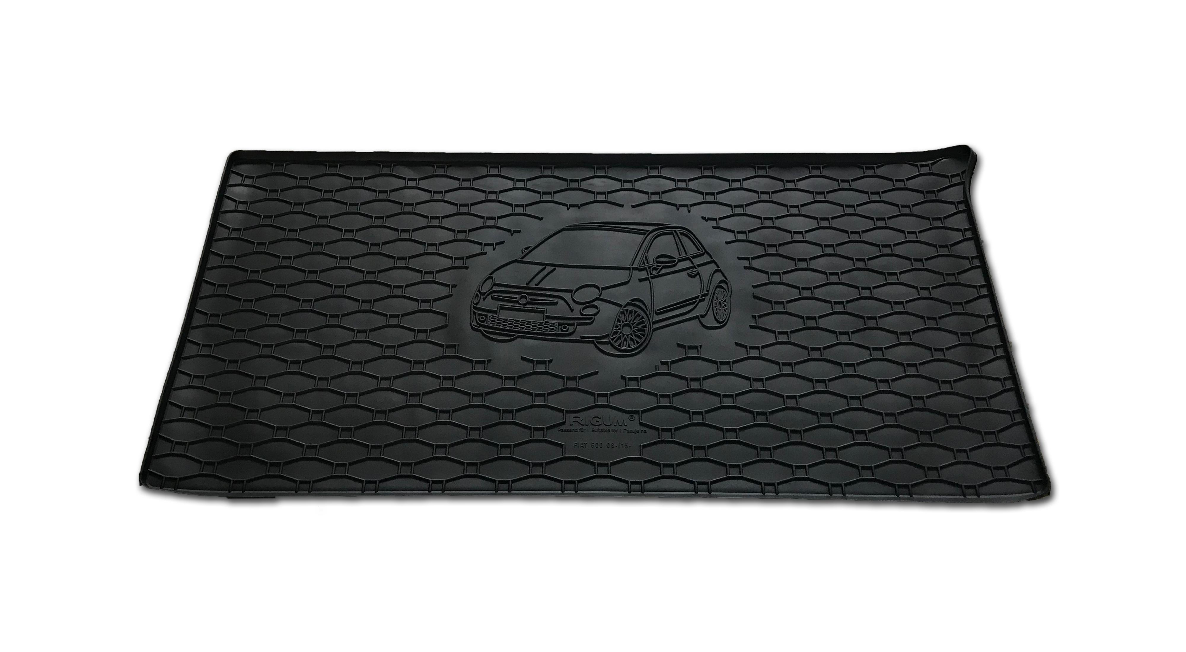 Automega Vana do kufru gumová RIGUM Fiat 500 2008-/ 2015-
