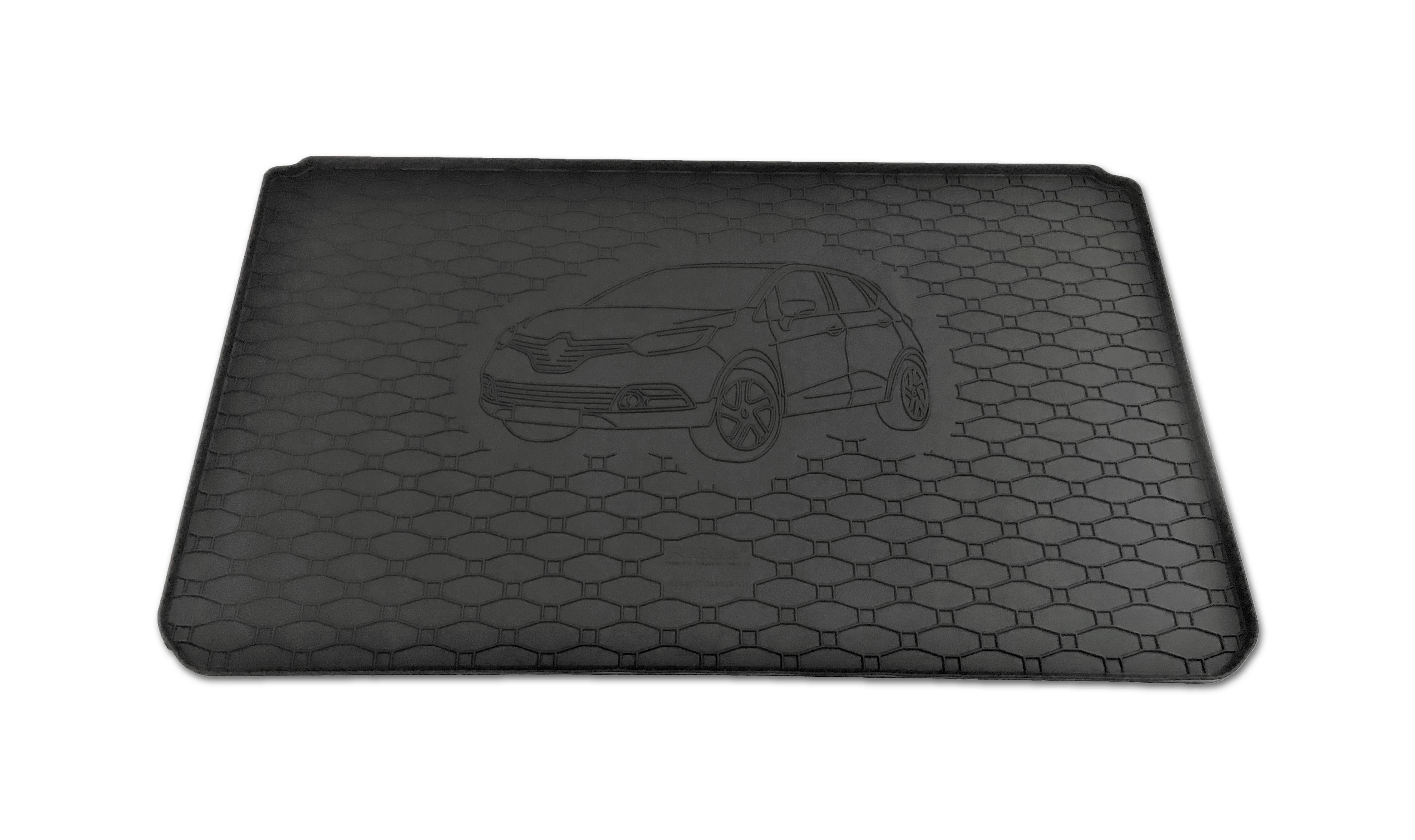 Automega Vana do kufru gumová RIGUM Renault Captur 2013-
