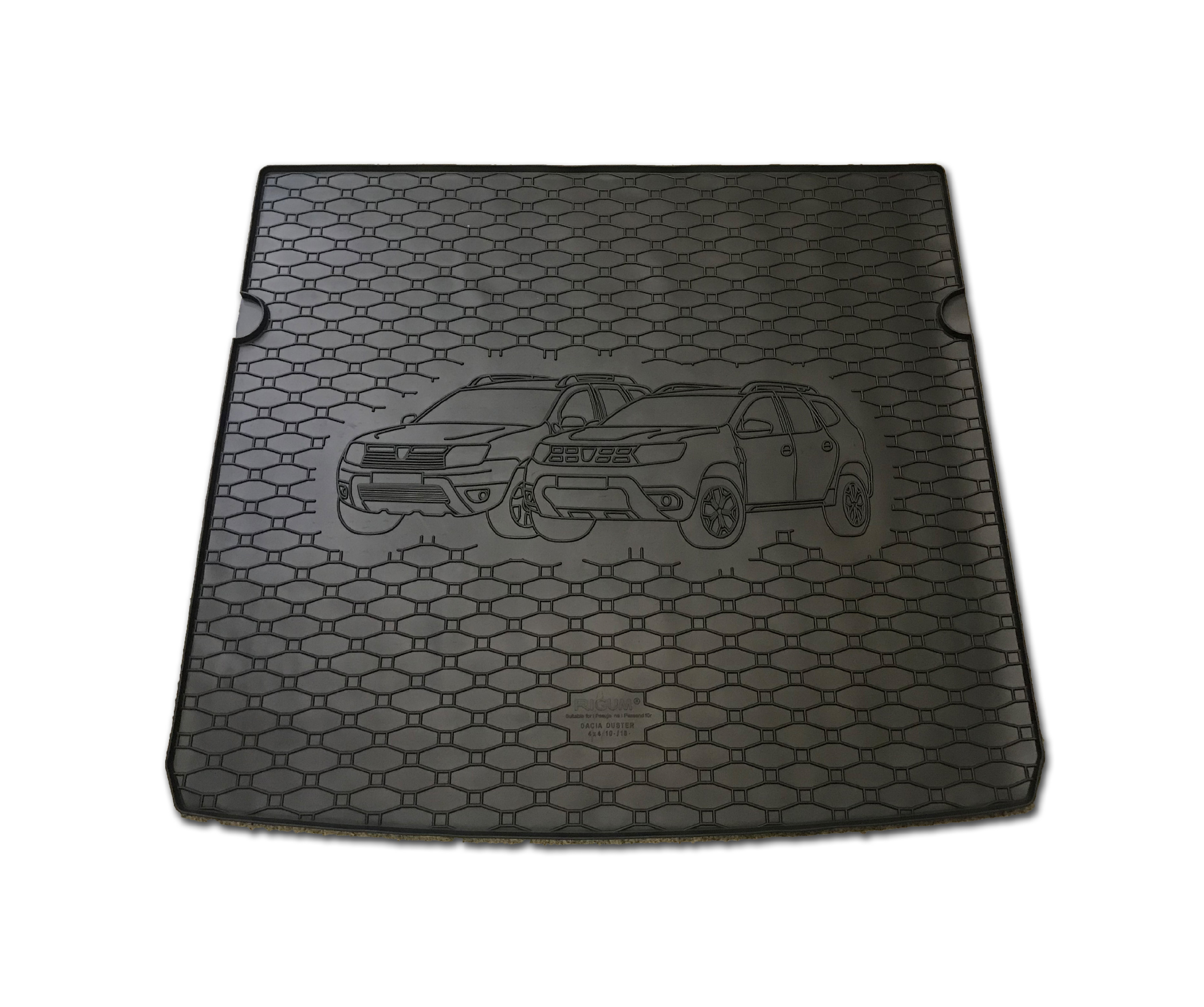 Automega Vana do kufru gumová RIGUM Dacia Duster 4x4 2018-
