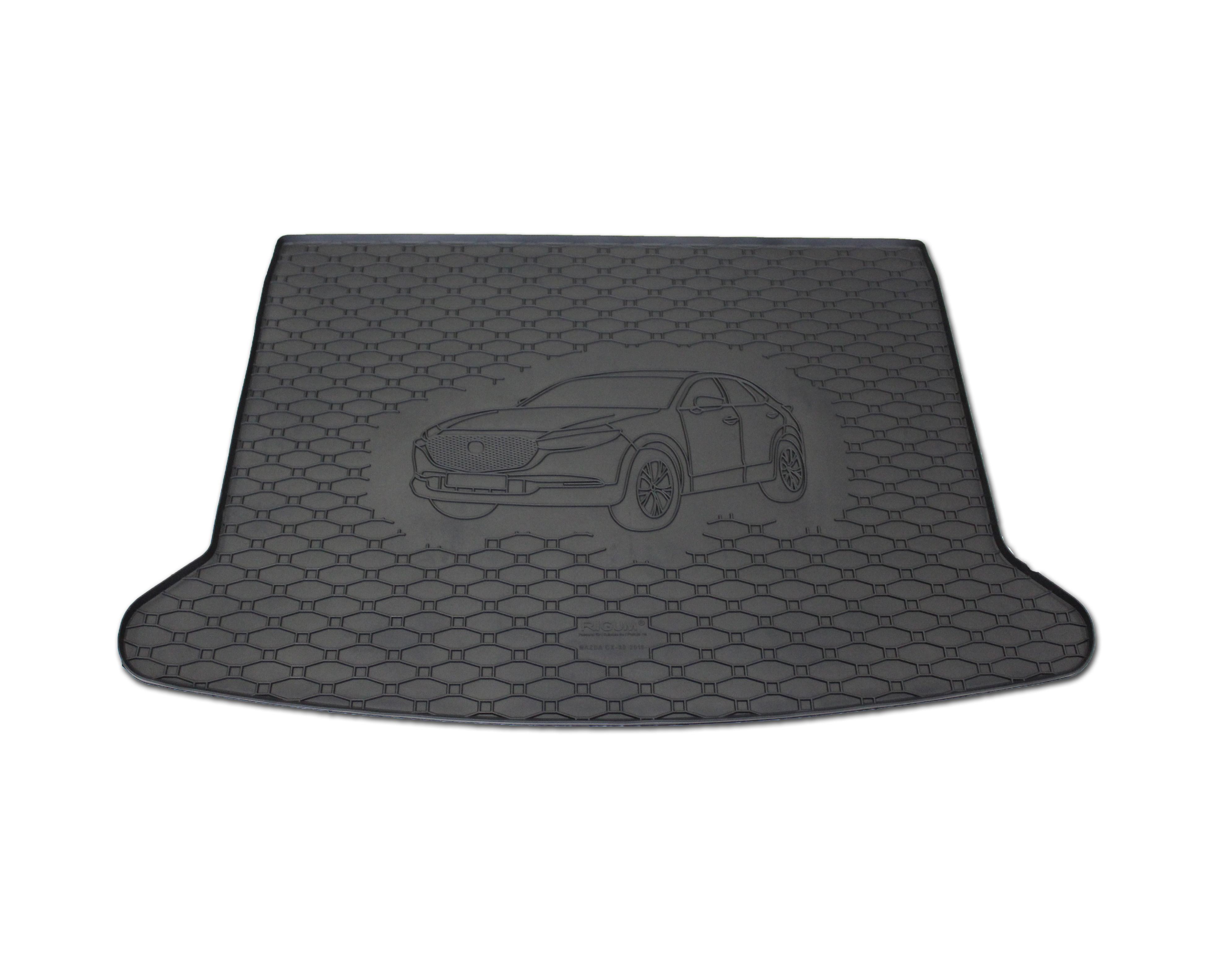 Automega Vana do kufru gumová RIGUM Mazda CX-30 2019-
