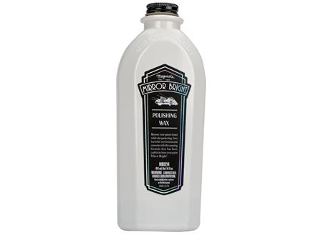 Automega Meguiar's Mirror Bright Polishing Wax - leštěnka s voskem, 414 ml
