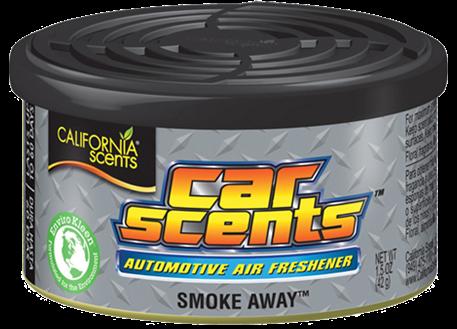 Automega Osvěžovač vzduchu California Scents, vůně Car Scents - Anti tabák