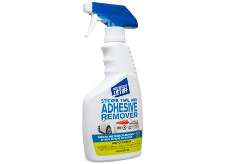 Automega LIFT OFF Sticker, Tape & Adhesive Remover - odstraňovač lepidel a samolepek, 473 ml