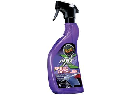 Automega Meguiar's NXT Generation Speed Detailer - přípravek pro odstranění lehkých nečistot, 710 ml
