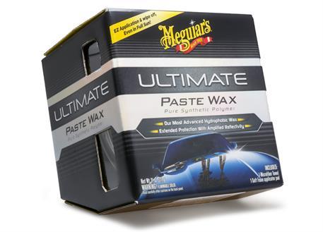 Automega Meguiar's Ultimate Wax Paste - špičkový tuhý vosk na bázi syntetických polymerů, 311 g