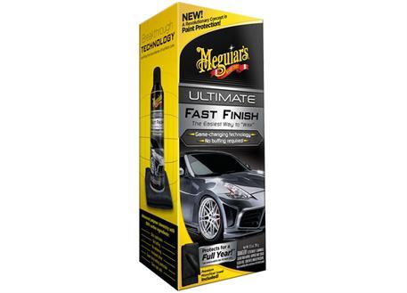 Automega Meguiar's Ultimate Fast Finish - extrémně dlouhodobá ochrana laku (coating), s velmi snadnou aplikací, 241 g
