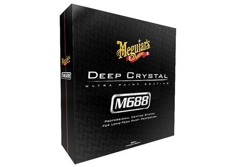 Automega Meguiar's Deep Crystal Ultra Paint Coating - špičková, extrémně odolná ochrana laku (