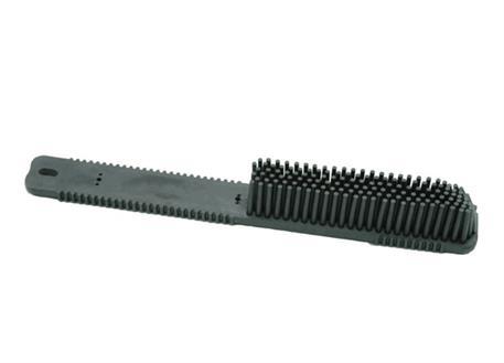 Automega Rubber Pet Brush - kartáč na odstraňování vlasů a zvířecích chlupů