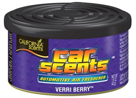 Automega Osvěžovač vzduchu California Scents, vůně Car Scents - Borůvka