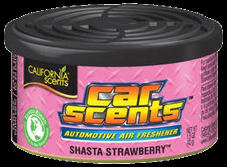 Automega Osvěžovač vzduchu California Scents, vůně Car Scents - Jahoda