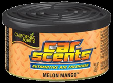 Automega Osvěžovač vzduchu California Scents, vůně Car Scents - Meloun & Mango