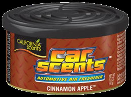 Automega Osvěžovač vzduchu California Scents, vůně Car Scents - Jablečný štrůdl